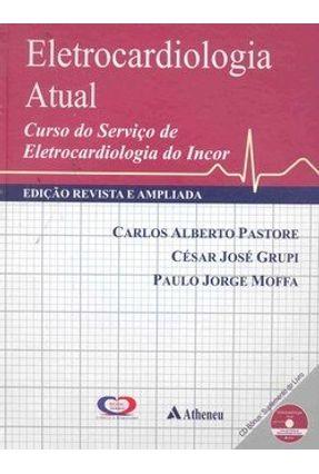 Eletrocardiologia Atual - Curso do Serviço de Eletrocardiologia do Incor -  2ª Ed. - Incor | Hoshan.org