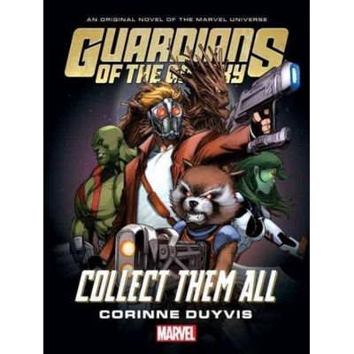 Guardians Of The Galaxy - Collect Them All