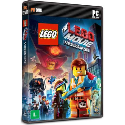 The Lego Movie Videogame - PC