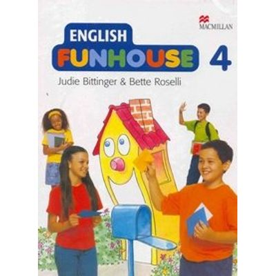 English Funhouse 4 - Student's Pack