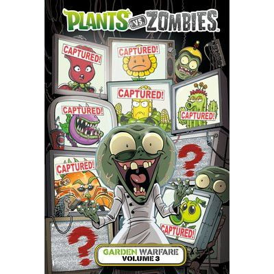 Plants Vs. Zombies: Garden Warfare Volume 3