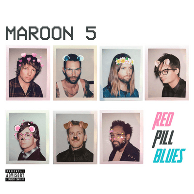 Maroon 5 - Red Pill Blues - CD Duplo