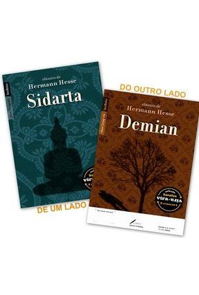 Sidarta / Demian - Vira-vira Saraiva - Hesse,Hermann | Hoshan.org