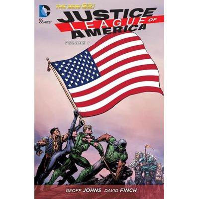 Justice League Of America Vol. 1- World's Most Dangerous