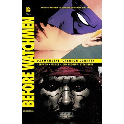 Before Watchmen- Ozymandias/Crimson Corsair