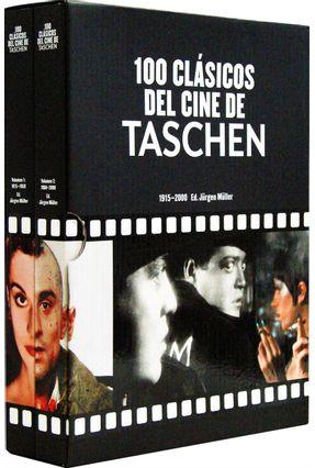 Usado - 100 Clásicos Del Cine de Taschen - 2 Volumes - Muller,Jurgen (edt)   Hoshan.org