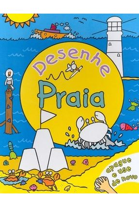 Desenhe Praia - Editora,Zastras   Hoshan.org