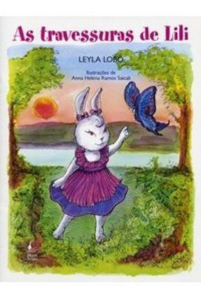 As Travessuras de Lili - Lobo,Leyla pdf epub