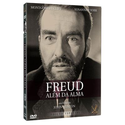 Freud Alem Da Alma 2 Dvds Saraiva