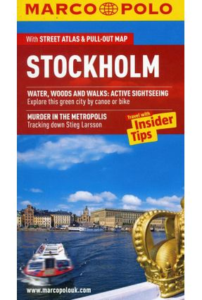 Stockholm - Marco Polo Pocket Guide - Polo,Marco | Hoshan.org