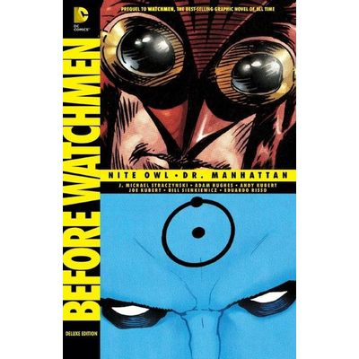 Before Watchmen- Nite Owl/Dr. Manhattan