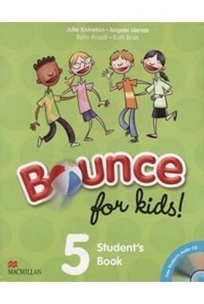 Bounce For Kids 5 - Student's Pack - Macmillan pdf epub