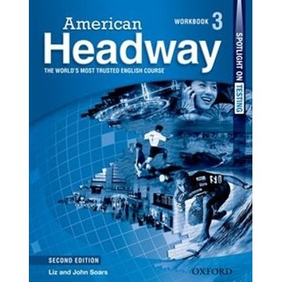 American Headway 3 - Workbook - 2ª Ed.