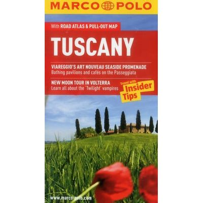 Tuscany - Marco Polo Pocket Guide