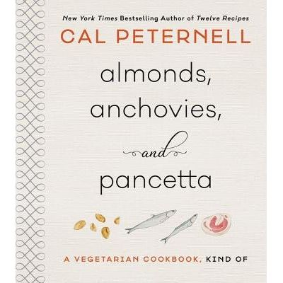 Almonds, Anchovies, And Pancetta - A Vegetarian Cookbook, Kind Of