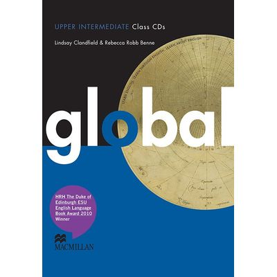 Global Student's Book And Ebook-Upper Int