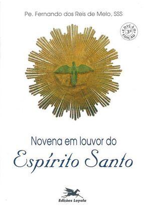 Novena Em Louvor do Espírito Santo - Vários Autores | Nisrs.org