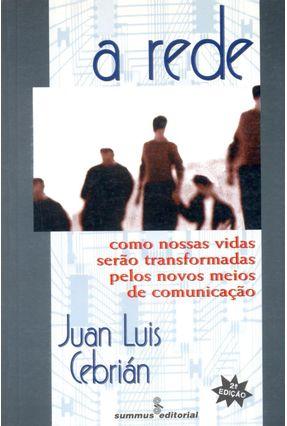 A Rede - Cebrian,Juan Luis pdf epub
