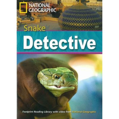 Snake Detective - American English - Footprint Reading Library - Level 7  2600 C1