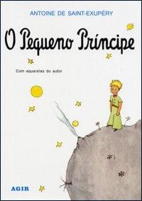 O Pequeno Príncipe - Brochura - Saraiva