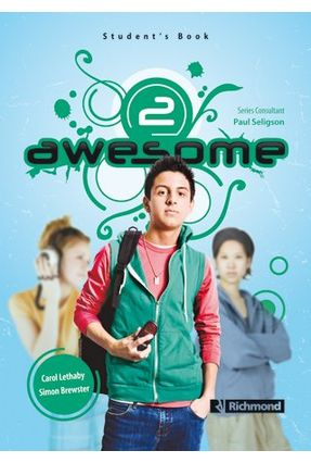 Awesome - Volume 2 - New Edition - Student's Book + CD Rom - Lethaby,Carol Brewster,Simon | Nisrs.org