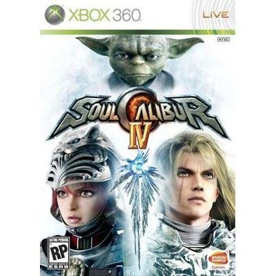Soul Calibur IV - X360