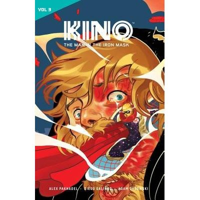 Kino Vol. 3 - The Man In The Iron Mask