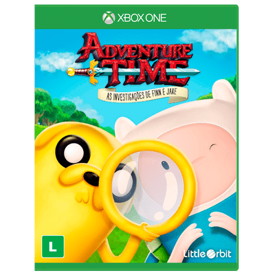 Adventure Time - As Investigações de Finn e Jake - Xbox One