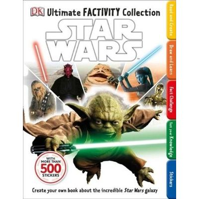 Star Wars Ultimate Factivity Collection