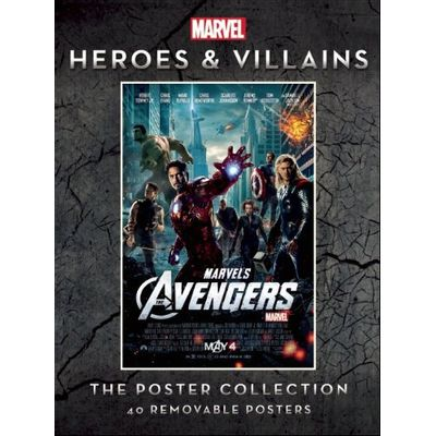 Marvel Heroes And Villians - Poster Collection