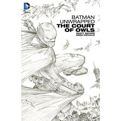 Batman Unwrapped- The Court Of Owls