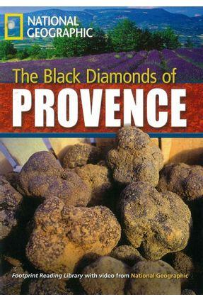 Footprint Reading Library - Level 6  2200 B2 - The Black Diamonds Of Provence - American English + Multirom - Waring,Rob   Nisrs.org