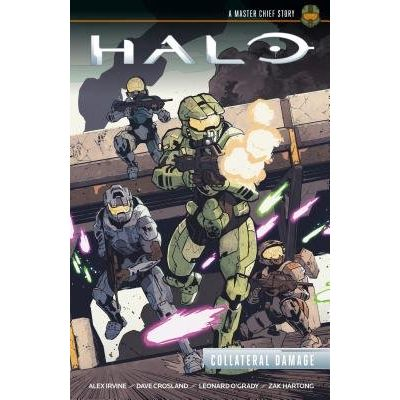 Halo: Collateral Damage