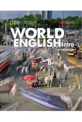 World English - Intro - Combo Split A With CD-ROM - 2nd Edition - Chase,Becky Tarver Kristen L. Johannsen Milner,Martin | Nisrs.org