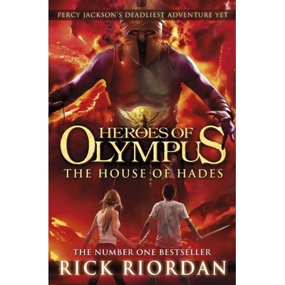 Heroes Of Olympus - The House Of Hades