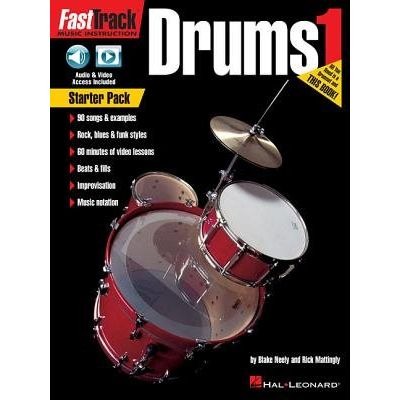 Fasttrack Drum Method Starter Pack