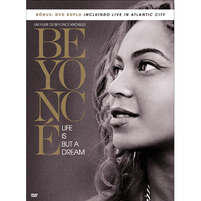 Beyoncé - Life Is But A Dream + Live In Atlantic City - 2 DVDs