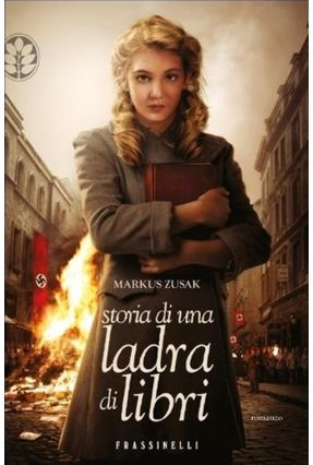 Storia Di Una Ladra Di Libri - Zusak,Markus | Tagrny.org