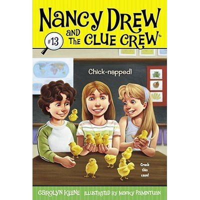 Nancy Drew & The Clue Crew (Quality) - 13 - Chick-Napped!
