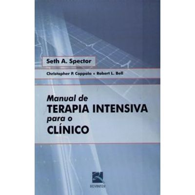 Manual de Terapia Intensiva para o Clínico