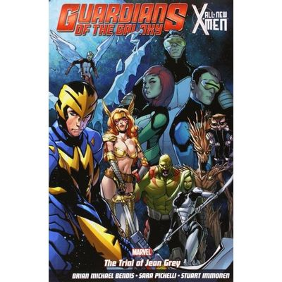 Guardians Of The Galaxy/All-New X-Men - The Trial Of Jean Grey