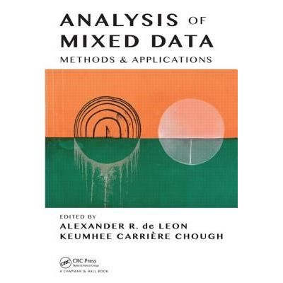 Analysis Of Mixed Data - Methods & Applications