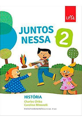 Juntos Nessa - História - Vol. 2 - Juntos Nessa - Charles Chiba Caroline Minorelli   Hoshan.org