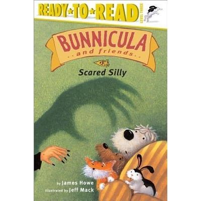 Bunnicula And Friends (Paperback) - 03 - Scared Silly