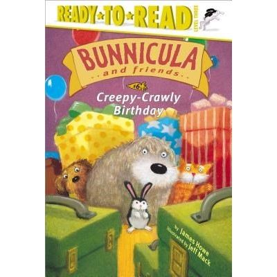 Bunnicula And Friends (Paperback) - 06 - Creepy-Crawly Birthday