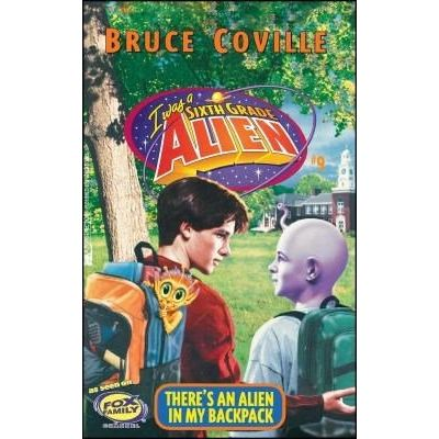 I Was A Sixth Grade Alien (Books) - 09 - There's An Alien In My Backpack