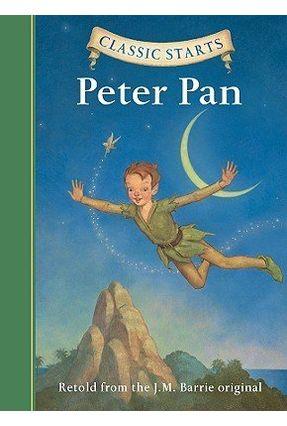 Peter Pan - Classic Starts - Sterling pdf epub