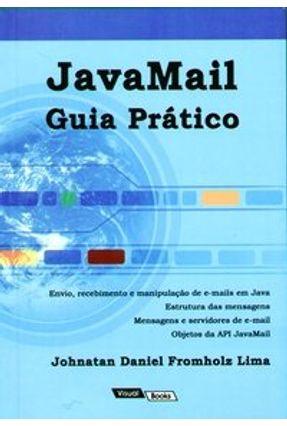 Javamail Guia Prático - Lima,Johnatan Daniel Fromholz   Tagrny.org