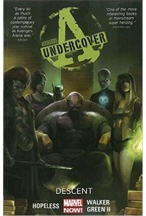 Avengers Undercover Vol.1 - Descent - Hopeless,Dennis | Hoshan.org