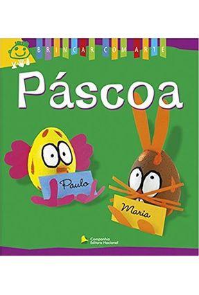Páscoa - Col. Brincar com Arte - Damasio,Muriel | Tagrny.org